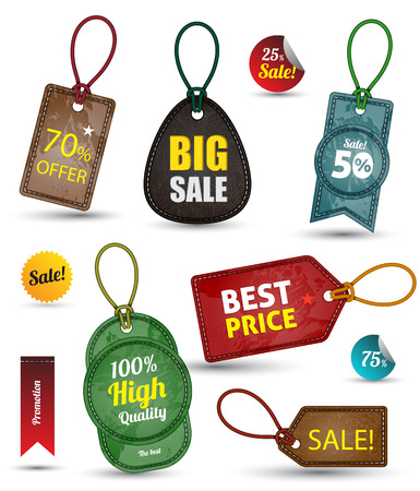 best price: Tag label vintage