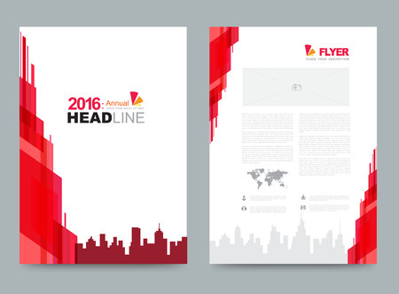 covers: Vector cover design template simply and elegant style, Can use for flyer, brochure, annual report, magazine, book, poster, printing press and web presentation. Vector illustration. Front and back layout A4 size. Illustration