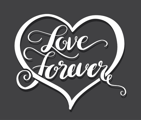 Doodle for love concept. Vector Illustration for valentine and wedding.  イラスト・ベクター素材