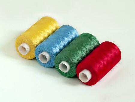 Rayon Embroidery Thread photo