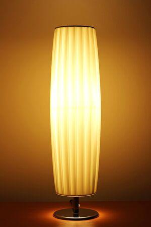 Table decoration light , shiny view