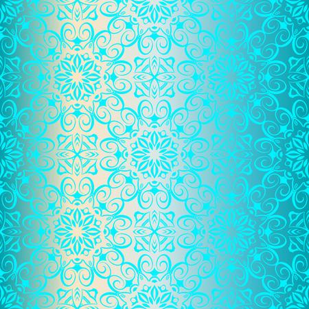 victorian wallpaper: Royal wallpaper seamless floral pattern, Luxury background. Illustration