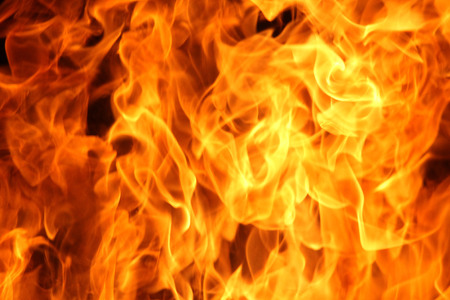 Fondo di struttura della fiamma del fuoco della fiammata.