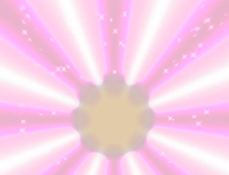 핑크 bokeh 및 화이트 빔 추상적 인 배경 스톡 콘텐츠