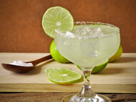 lime lemon juice for cooking  with close up view