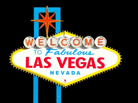 hotel casino: Welcome to Famous Las Vegas Welcome Sign