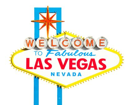 welcome sign: Welcome to Fabulous Las Vegas Sign