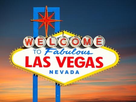 welcome sign: Bienvenue sur Fabulous Las Vegas Connexion