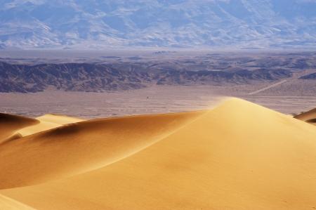 Sand dunes Stock Photo - 15585193