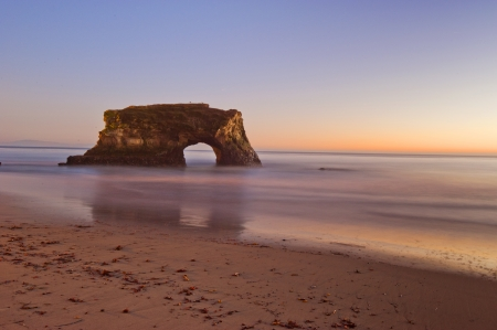 Natural Bridges, Santa Cruz, California photo