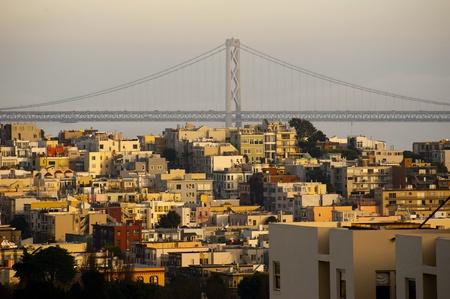 San Francisco skyline photo