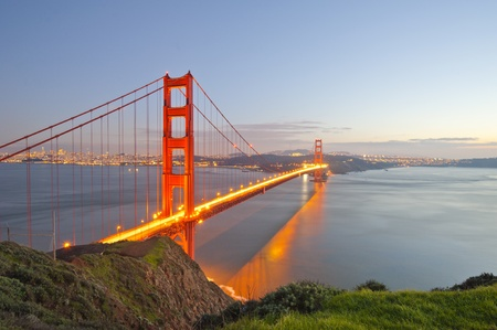 Golden Gate Bridge, San Francisco, USA  photo