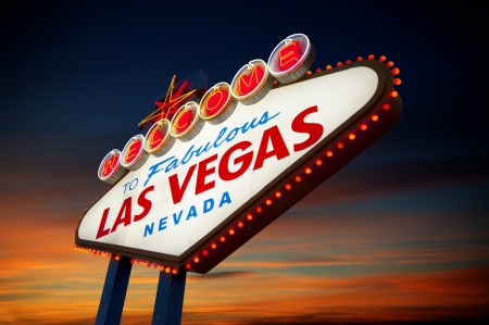 nevada desert: Welcome to Fabulous Las Vegas Sign