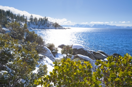Lake Tahoe, California, USA Stock Photo - 15939922