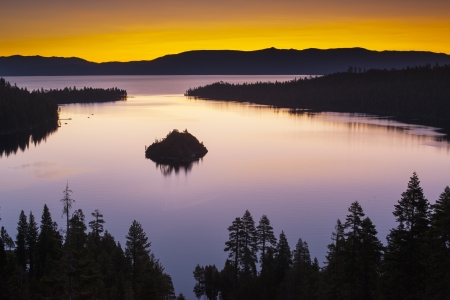 Lake Tahoe, California, USA photo