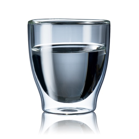 welling: Glass of water