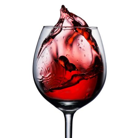 merlot: Red Wine Splash