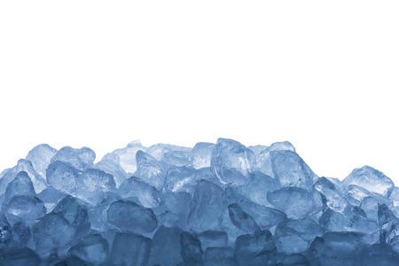 Cubito de hielo Foto de archivo - 27037081