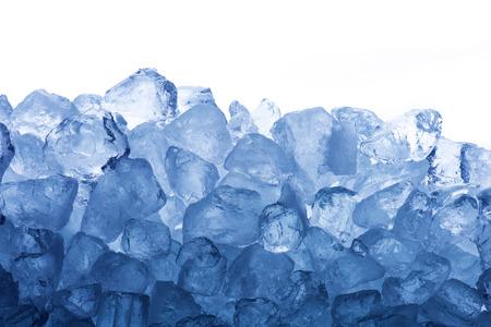 Cubito de hielo Foto de archivo - 27037084
