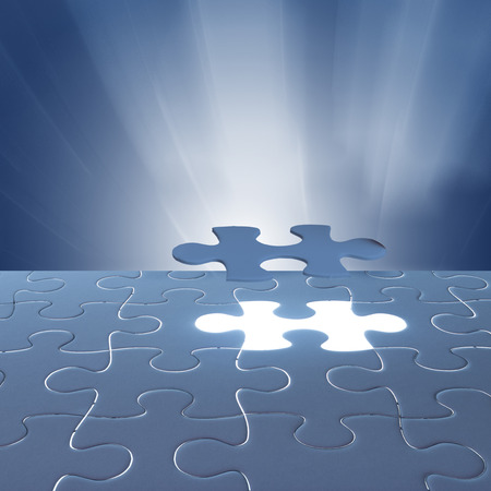 business problems: Complete Jigsaw Puzzle