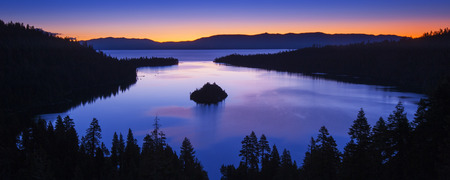 dream lake: Emerald Bay, Lake Tahoe