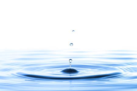 Gota de agua Foto de archivo - 31620116