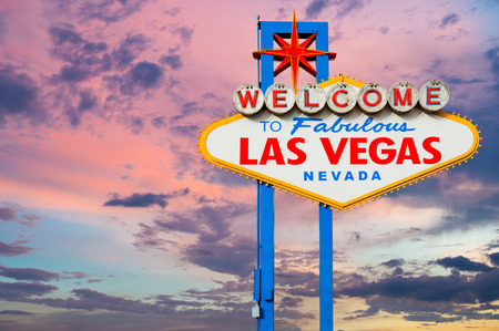 welcome sign: Welcome to Fabulous Las Vegas Neon Sign