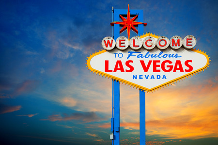 welcome symbol: Welcome to Fabulous Las Vegas Neon Sign