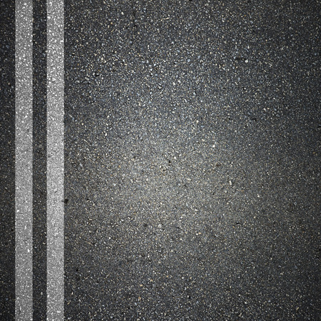 granular: Asphalt Road Texture Stock Photo