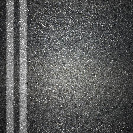 Weg van het asfalt textuur
