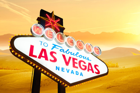 star of life: Welcome to Fabulous Las Vegas Neon Sign