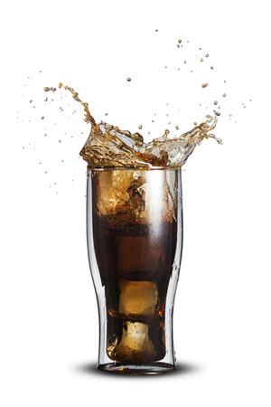 Cola Splash photo