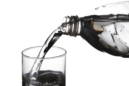 pour water: Water Pour Stock Photo