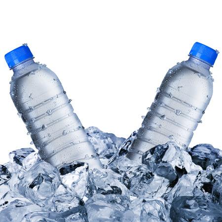 Bouteille d'eau Banque d'images - 36554925