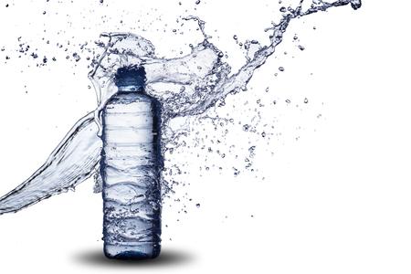 cold beverage: Water Bottle