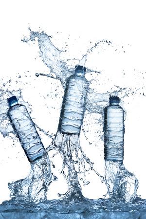 welling: Water Bottle Splash