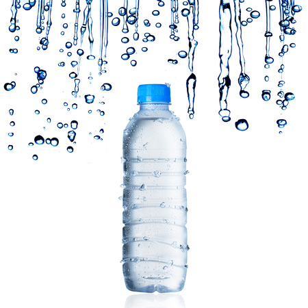 bottle with water: Water Bottle