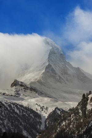 pyramid peak: Matterhorn peak