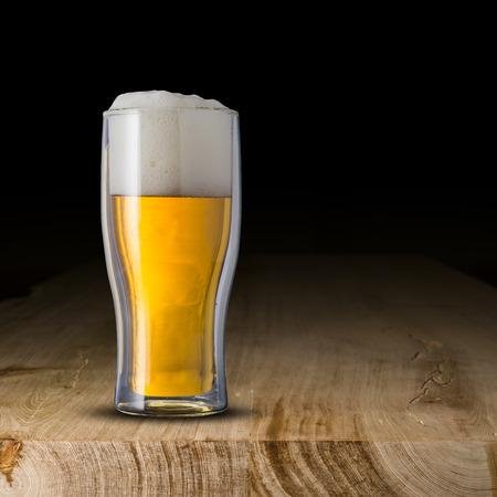 unbottled: Glass of Cold Beer
