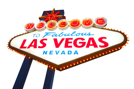 acogida: Bienvenido a la fabulosa Las Vegas Muestra de ne�n