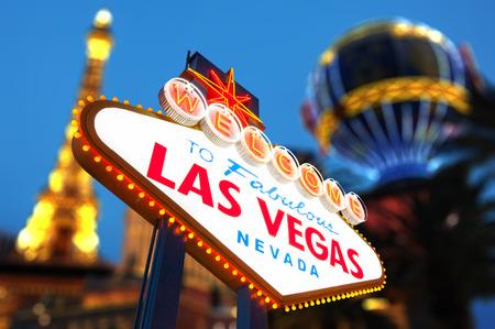 las vegas lights: Welcome to Fabulous Las Vegas Neon Sign