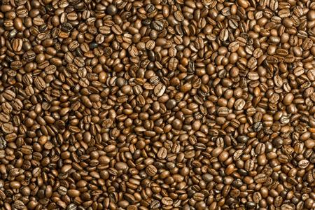 frijoles: Granos de caf? Foto de archivo