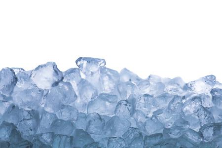 Ice Cubes Stockfoto