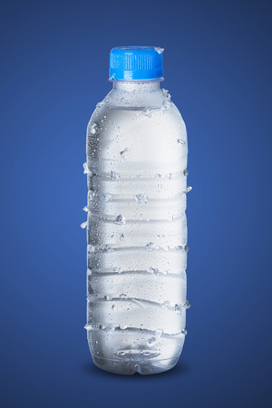 Cold Water Bottle