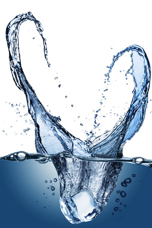 transparente: Splash Water
