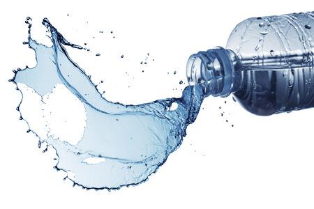 welling: Water Splash From Bottle