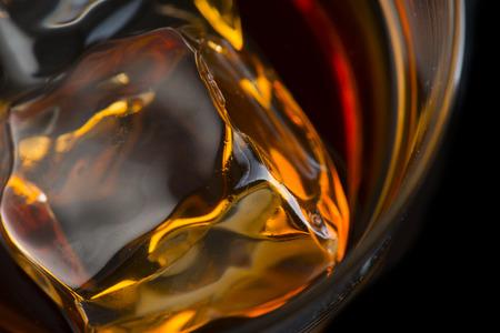 whisky bottle: Close Up of Whiskey