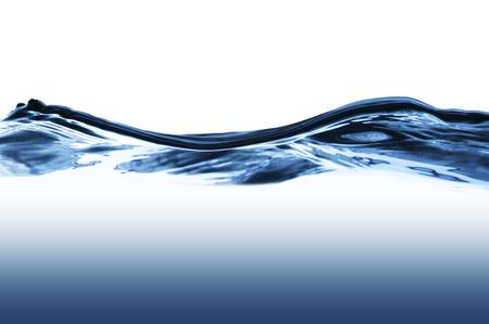 Water Wave Standard-Bild