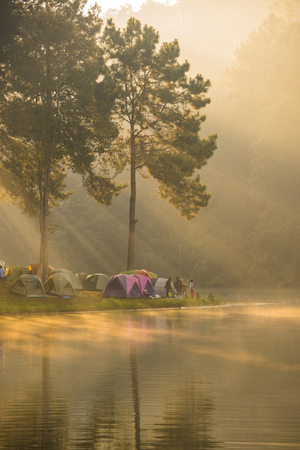 roughing: Camping In North Of Thailand