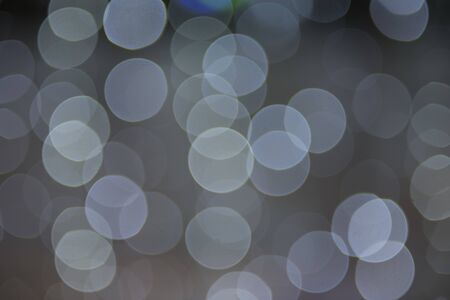 blurry: Blurry background circles - christmas lights background